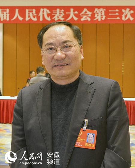 安徽省人大代表陆应平:加强垦地合作 推动产业发展